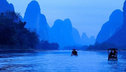 The Li River of Guilin