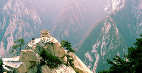 Xian and Mountain Huashan