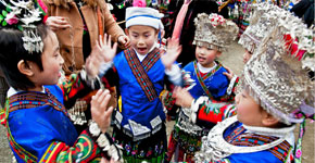 Miao People's Sisters Festival in Guizhou