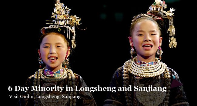 6-Day China Minority Tours in Longsheng and Sanjiang