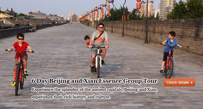 6-Day Beijing and Xian Essence Group Tour