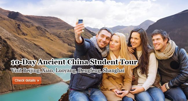 10-Day Ancient China Student Tour