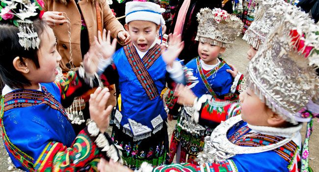 China Minority Tours