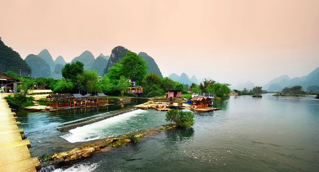China Natural Scenery Tours