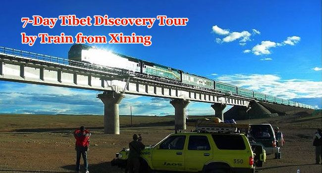 7-Day Tibet Discovery Tour by Train from Xining
