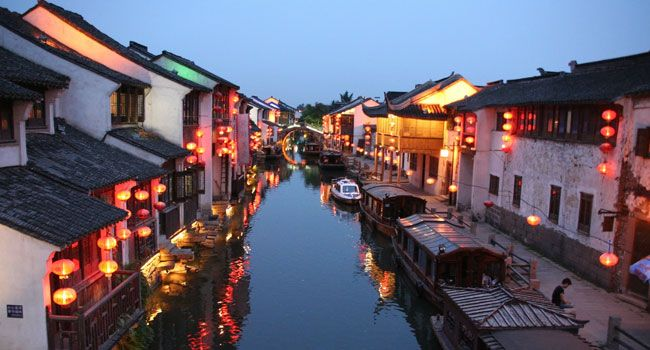Tours to Suzhou