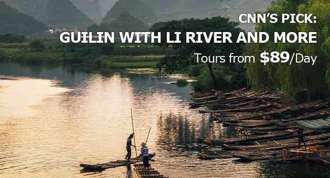 Tours to Guilin