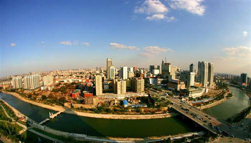 Weifang City  of Shandong Province