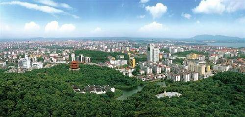 Yueyang City of Hunan Province