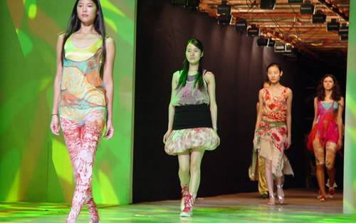 Suzhou International Silk Tourist Festival Show