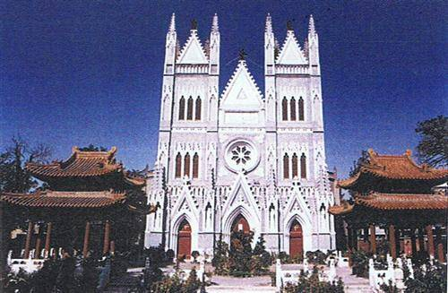 The Church of the Holy Redeemer, Beijing