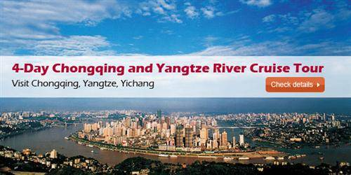 4-Day Chongqing and Yangtze River Cruise