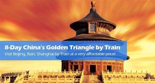China's Golden Triangle by Train