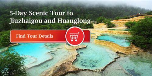 5-Day Scenic Tour to Jiuzhaigou and Huanglong