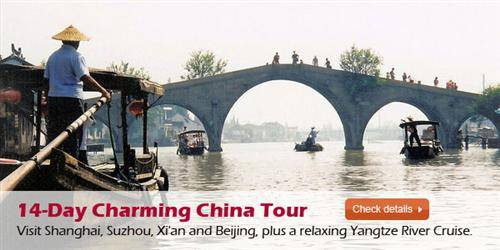 14-Day Charming China Tour