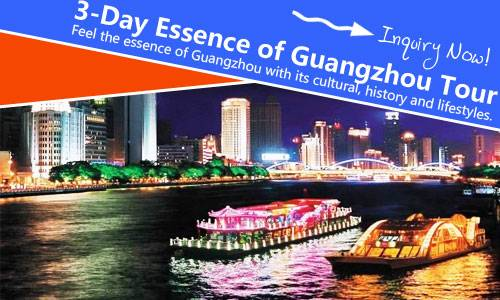Essence of Guangzhou Tour