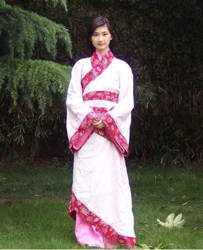 Girl in Hanfu