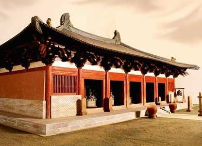 Main Hall of Goguang Temple
