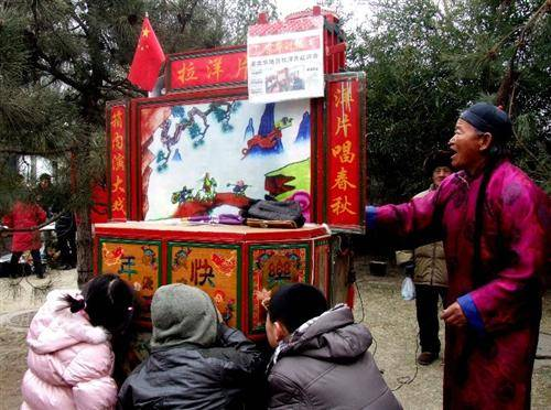 Temple Fairs in Beijing