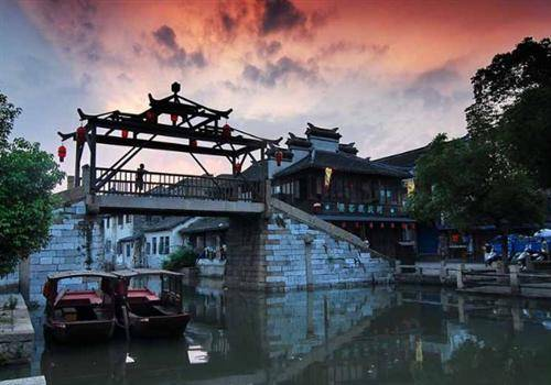 Suzhou Tongli Ancient Town
