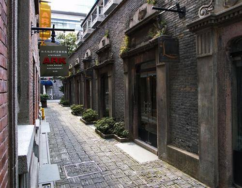Stone Gate Houses in Shanghai