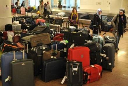 Lost Luggage at the Airport