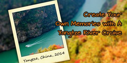 Relax yourself with a Yangtze River Cruise