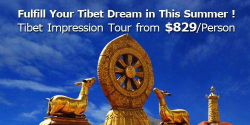 Travel to Tibet for a dream