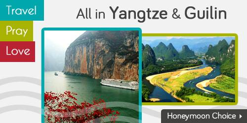 China Honeymoon in Yangtze and Guilin