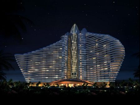 seven star hotel of china